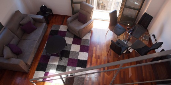 Barca-2 Apartment, Girona, Lounge 2