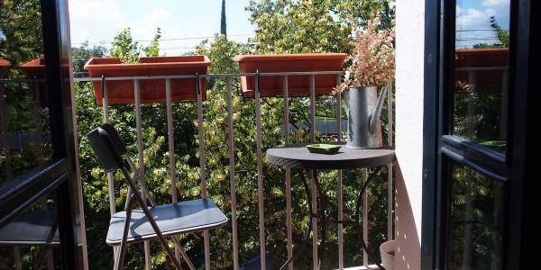 Barca 3, Holiday Apartment, Girona, Balcony