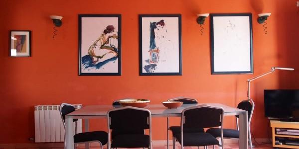 Barca 3, Holiday Apartment, Girona, Dining