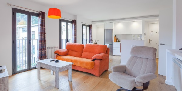 Holiday Apartment, Girona, Sacsimort 2, Lounge