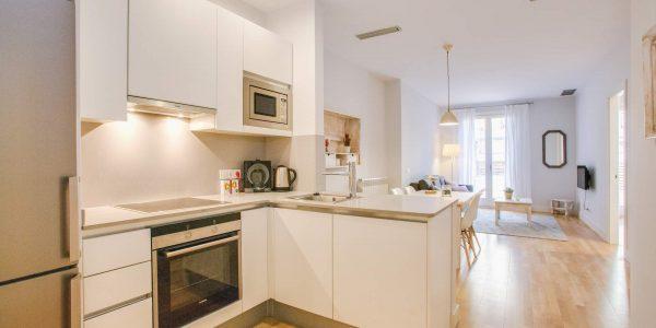 Holiday Apartment, Girona, Nord 1-3, Kitchen