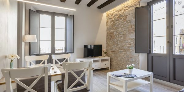 Holiday Apartment, Girona, Bonaventure 4, Lounge